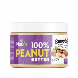 100% Peanut Butter Crunchy...