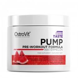 Pump Pre-Workout Formula