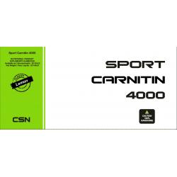 Sport Carnitin 4000